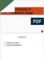 Chap.1 Production Planning