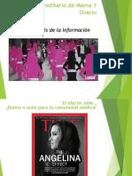 Platica BRCA1 BRCA2