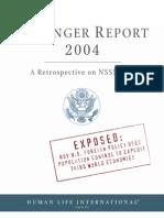 Kissinger Report 2004