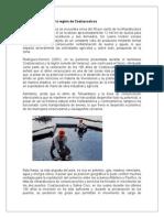 La Contaminación en La Región de Coatzacoalcos