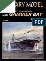 Paper Model] [Ship-Boat] Battleship DKM Bismarck