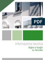 DPL Alghe e Funghi Per Facciate