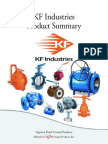 Contromatics Oil & Gas Products Summary