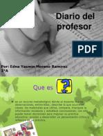 Diario Del Profesor 13octubre
