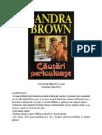 Sandra Brown - Cautari Periculoase