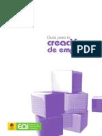 Guía Para La Creacion de Empresas EOI 2011