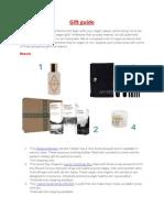 The Vegan Society Gift Guide 2014
