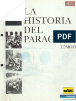 La Historia del Paraguay Tomo II. Colección abc color