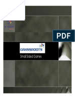 Grassroots Small Sided Games Soccer