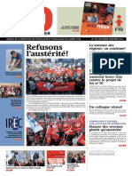 Le Monde ouvrier de novembre-décembre 2014
