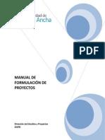 2013 0422 Manual Formulacion Proyectos