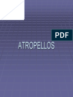 atropellos
