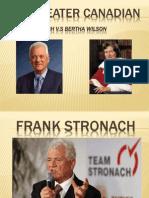 the greater canadian frank stronach v