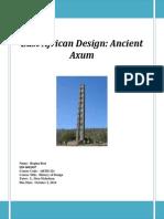 east african design sten