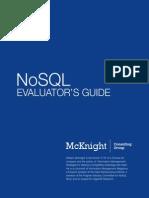 NOSQL Evaluators Guide[1]
