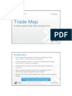 Market Analysis Tool-Trade Map