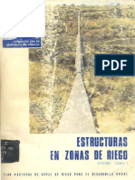 Estructuras en Zonas de Riego