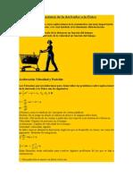 Aplicaciones de La Derivadas a La Fisica1 (1)