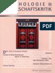 Psychotherapiekritik 2 (P&G 150)