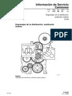 Is.21. Engranaje de Distribucion, Sustitucion.edic. 1
