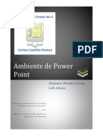Ambiente de Power Point