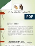 RENTAS EMPRESARIALES(derecho2)