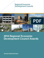 NYS 2014 Regional Economic Development Council Awards
