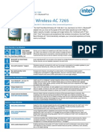 Dual Band Wireless Ac 7265 Brief