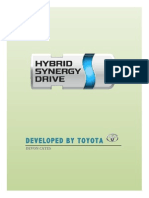 Technical Description of Toyota's Hybrid Synergy Drive