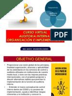 Auditoria Interna Colegio de Obtetras Sesion 1 y 2