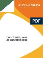 Apostila Curso Exercicios Basicos de Espiritualidade
