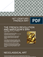 19th Century French Art Powerpoint