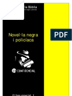 novel·la negra i policíaca