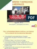 Clase Obrera y Derechos Laborales
