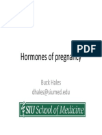 Hormones of Pregnancy