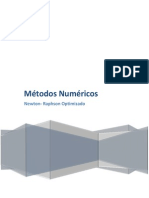 Metodos Numericos Newton Optimizado