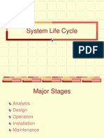 3. System Life Cycle
