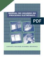 Manual Processo Eletronico