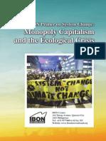 IBON Primer on System Change