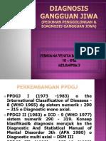 Diagnosis Gangguan Jiwa Feby