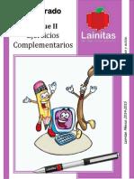 4to Grado - Bloque 2 - Ejercicios Complementarios-2014-2015