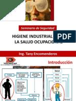 Seminario_Higiene Industrial Para La SO_Ing Tany