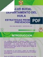 Presentacion Estrategias Salud Bucal Def 2009