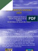 Lineamientos Ins 2009 3 Sivigila