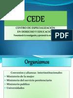 Centro de Especializacion (CEDE)
