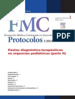 protocolo pediatrico 2014