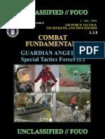 Air Force Combat Fundamentals  AFTTP 3-3.8