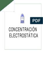 Tema 4 Concentracion.electrostatica