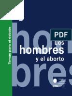Los hombres y el Aborto (Material de GIRE)