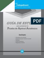 Guía PAA College Board